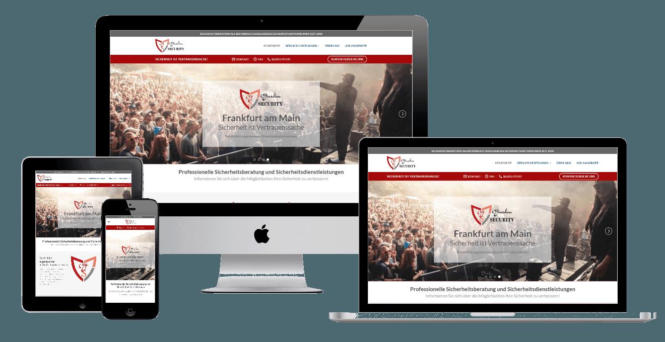 Webdesign, SEO, Webentwicklung