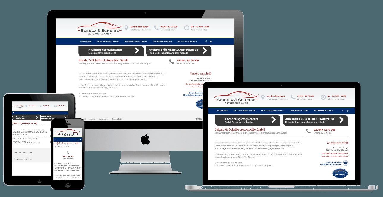 JP-Networks - Website erstellen lassen