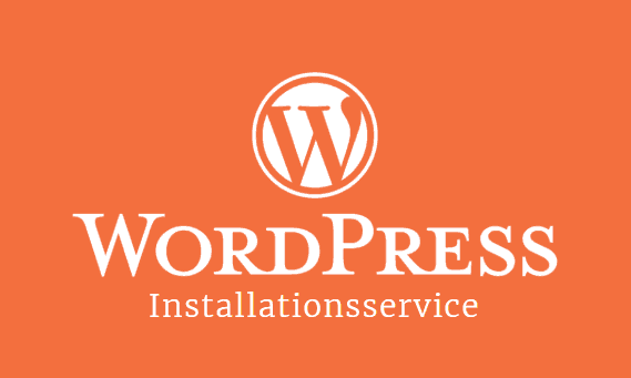 WordPress Installationsservice - Wir installieren WordPress für Sie