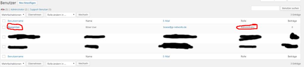 Kritische Sicherheitslücke im WordPress Plugin GDPR Compliance 3
