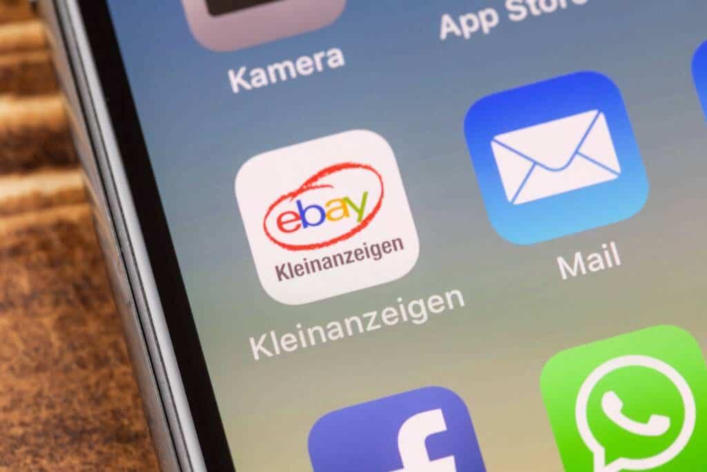Ferienwohnung bei eBay Kleinanzeigen platzieren