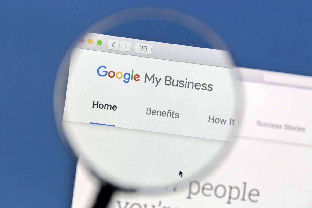 Gästegewinnung durch Google Business